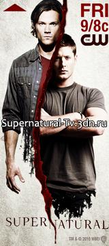 Supernatural онлайн